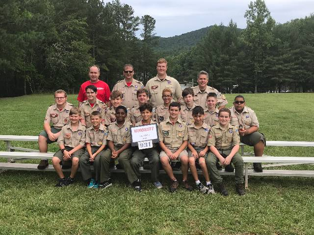 Camp Woodruff Summer Camp 2017